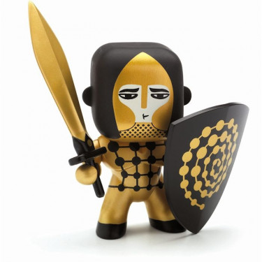 Arty Toys Golden Knight djeco 6701