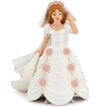 figurine de mariée PAPO 39080