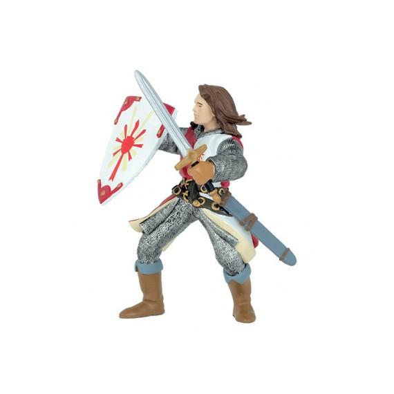 Lancelot rouge, Figurine PAPO 39282