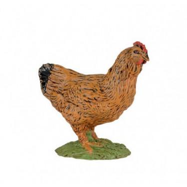 Poule brune, figurine PAPO 51018