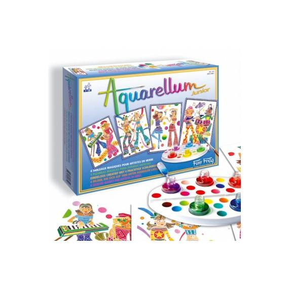 Aquarellum junior Disco girls Fun Frag 673