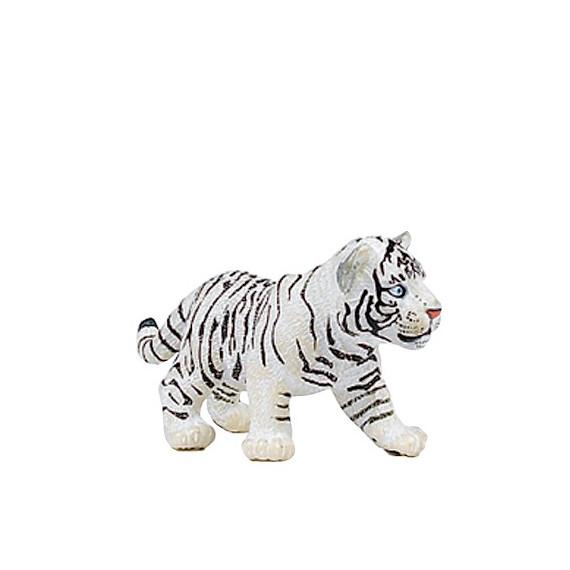 Bébé Tigre blanc PAPO 50048