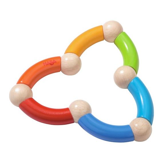 Hochet Serpent multicolore HABA 3868
