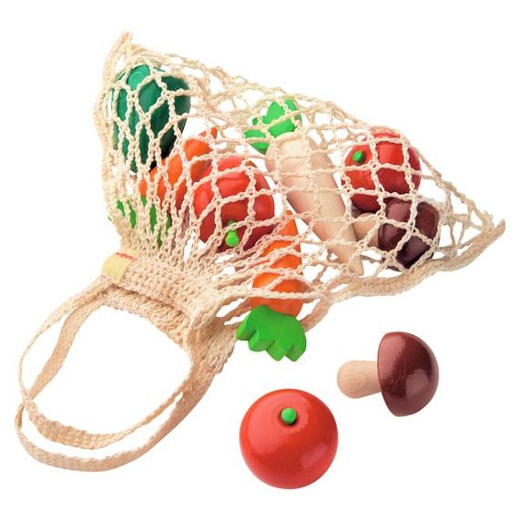 Filet à provisions Légumes, jouet HABA 3841