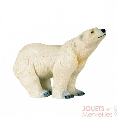 Ours blanc PAPO 50039