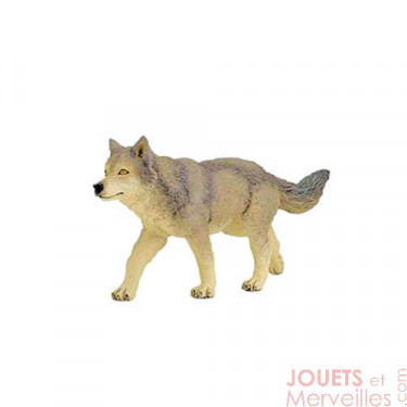 Louve grise PAPO 53012