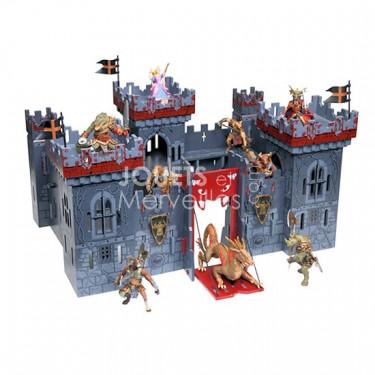 Château Fort PAPO 60052, le château des mutants