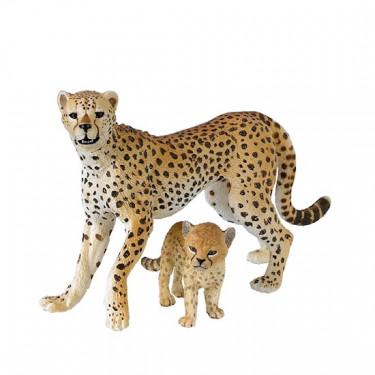 Guépard et son bébé PAPO 50044
