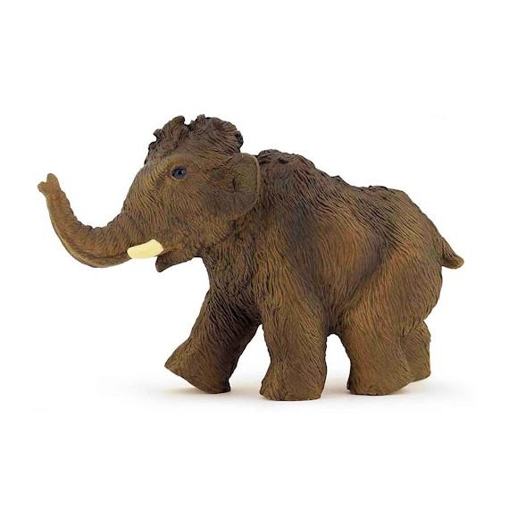 Jeune Mammouth, dinosaure Papo 55025