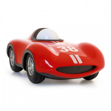 Voiture Playforever Le Mans rouge 'SPEEDY'