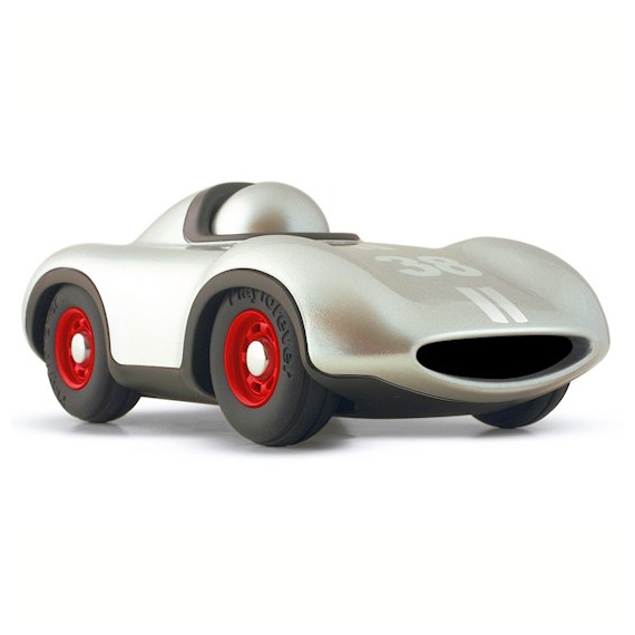 Voiture Playforever Le Mans argent 'SPEEDY'