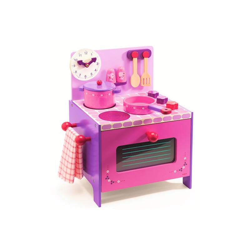 Dnette et cuisinire cuisine jouet cuisine double avec - Cuisine enfant berchet ...
