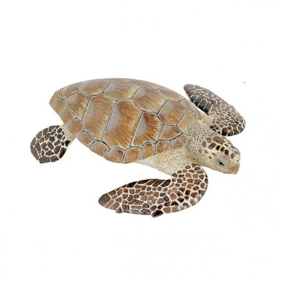 Tortue caouanne, figurine PAPO 56005