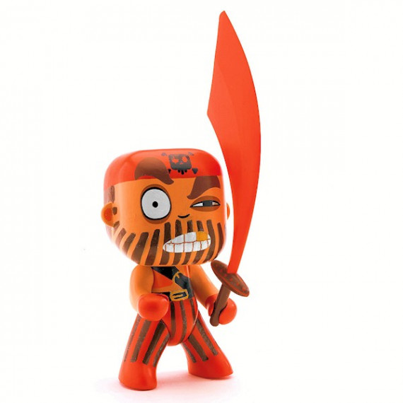 Arty Toys Captain red djeco 6800