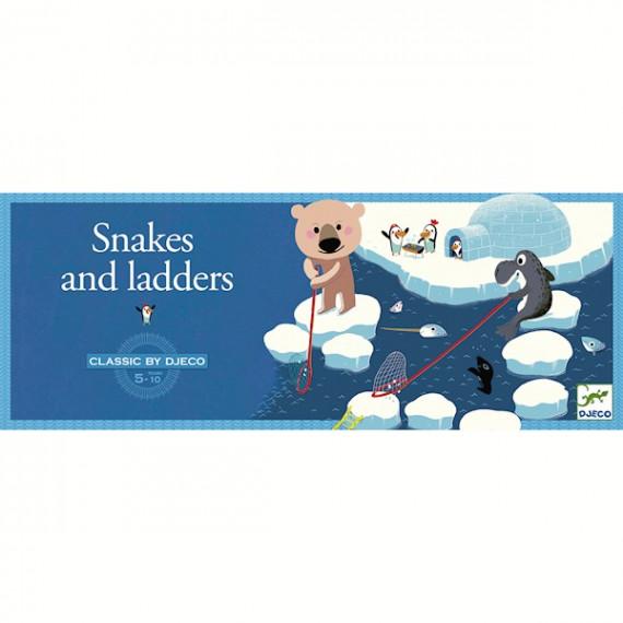 Echelles et serpents, jeu DJECO DJO5208