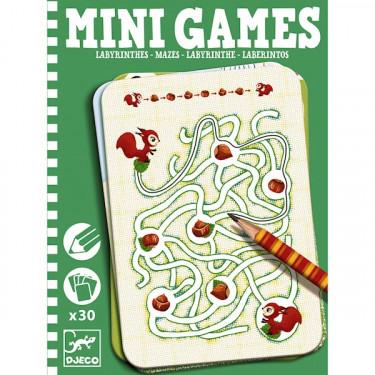 Les labyrinthes d'Ariane, Mini Games DJECO 5324