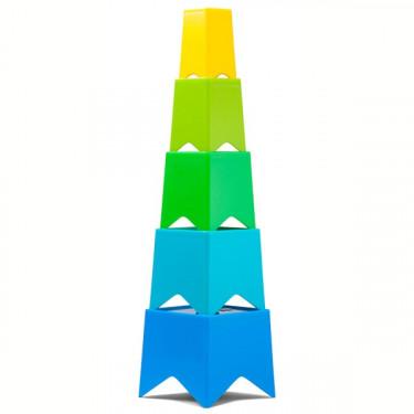Pyramide de boîtes à empiler KidO 10329