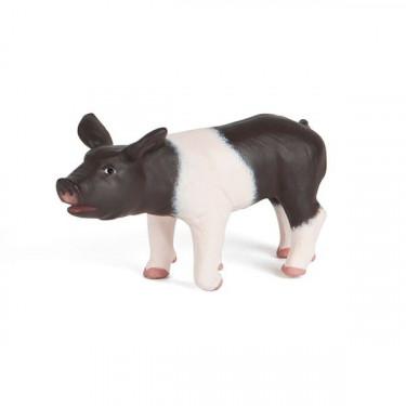 Cochonnet noir et blanc, figurine PAPO 51139