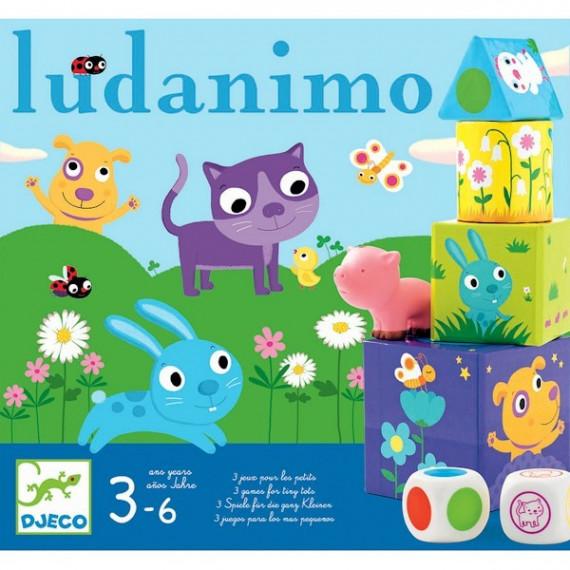 Ludanimo, jeu DJECO DJO8420