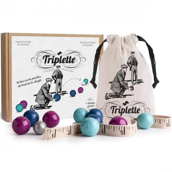 Triplette, jeu de billes 'Les Jouets Libres'