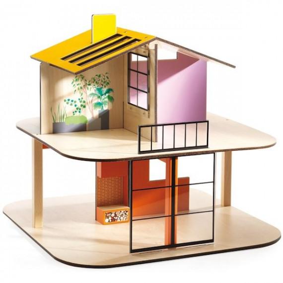 Djeco color house
