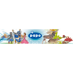 Vente en ligne de figurine Papo