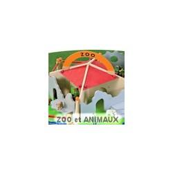 Zoo et animaux du zoo