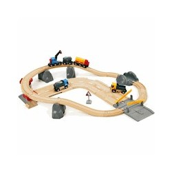 Circuits rails / routes BRIO
