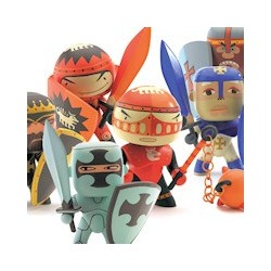 Chevaliers Arty Toys