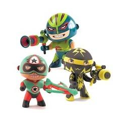 Super Héros Arty Toys