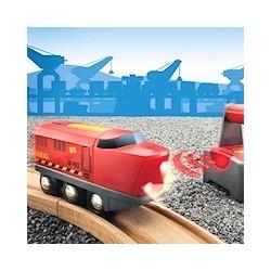 Locos et trains électriques BRIO