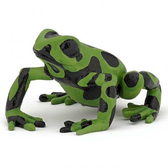 Grenouille équatoriale verte, figurine PAPO 50176