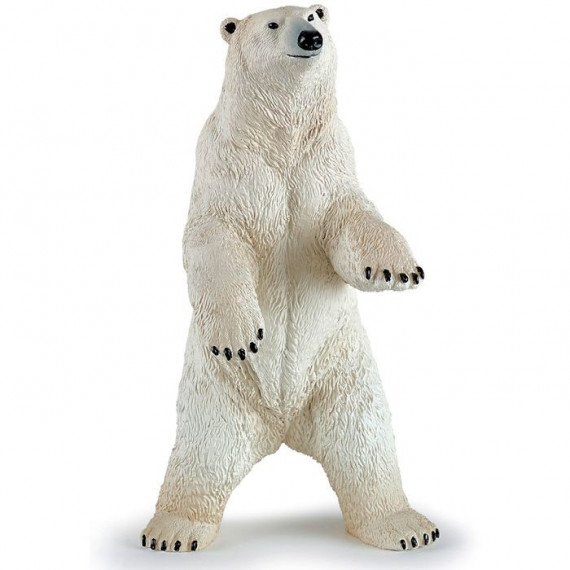 Ours polaire debout, figurine PAPO 50172