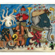Puzzle Fantasy orchestra 500 pcs DJECO 7626