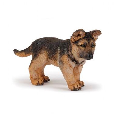 Bébé berger allemand, figurine PAPO 54039
