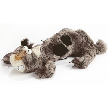 SIGIKID peluche Chat Paul Platt, peluche Beasts 38058