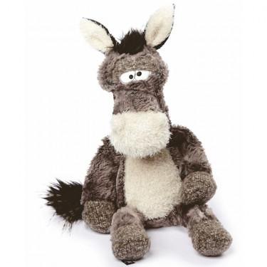 SIGIKID Beasts, ane en peluche Doodle Donkey 38482