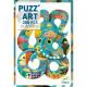 Puzzle Octopus 350 pcs DJECO 7651