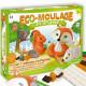 """Eco-Moulage Popsine """"Les animaux de la forêt"""" Sentosphère 2630"""
