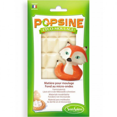 "Recharge Popsine ""Blanc"" Sentosphère 2600"