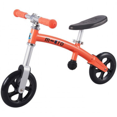Draisienne G-Bike orange micro