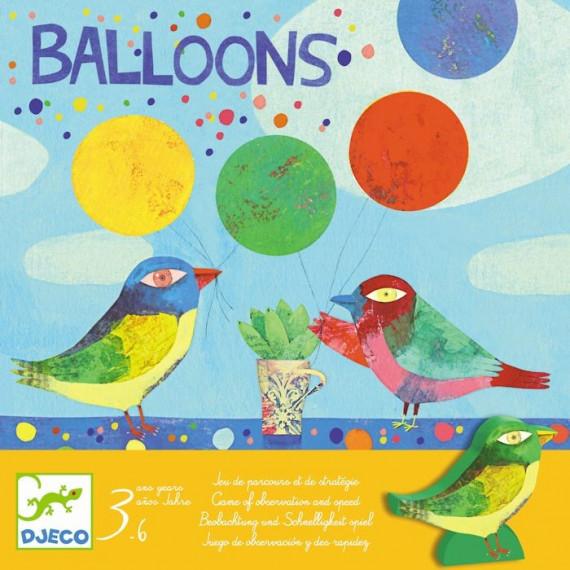 Balloons, jeu DJECO 8452