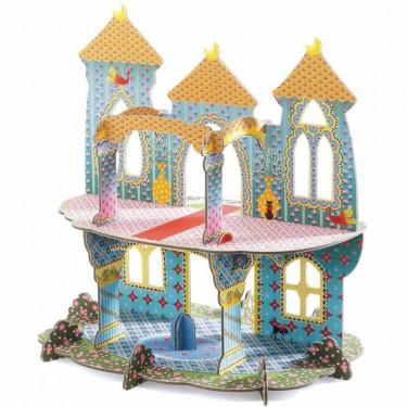 Le château des merveilles DJECO 7702