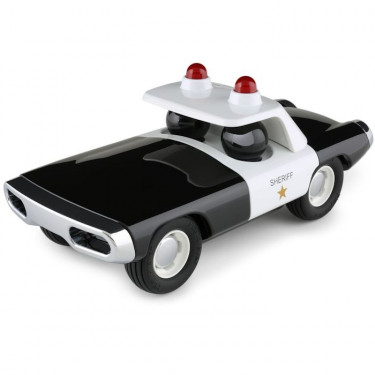 Voiture Playforever Maverick Heat Black & White