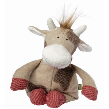 Petite vache en peluche SIGIKID 50105