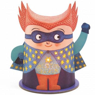 mini veilleuse Mister Super DJECO 3436