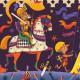 Puzzle Djeco Don Quichotte 36 pcs 7235