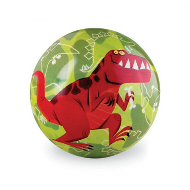 Balle 10cm Dinosaure CROCODILE CREEK