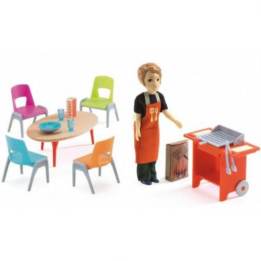 Barbecue et accessoires Djeco 7829