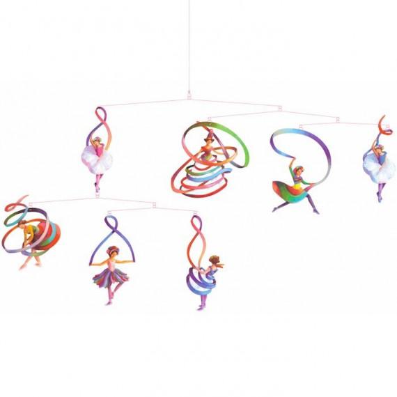 Danseuses, mobile DJECO 4327